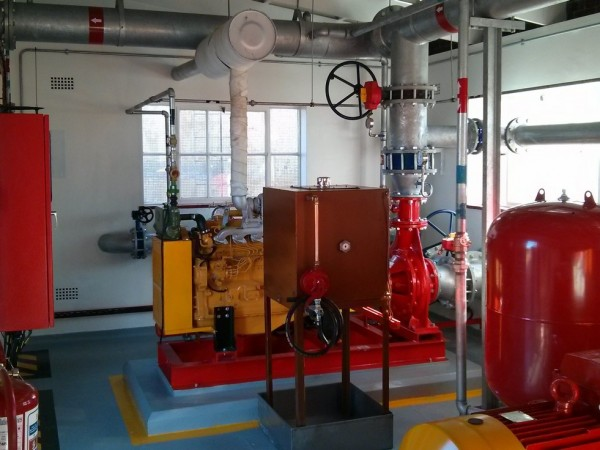 Port Elizabeth ACSA – Booster Pump Upgrade